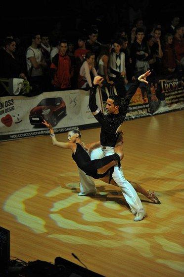 Carlos y Piluca fundadores Baile para todos