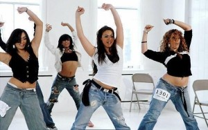 Clases baile musica dance Zaragoza