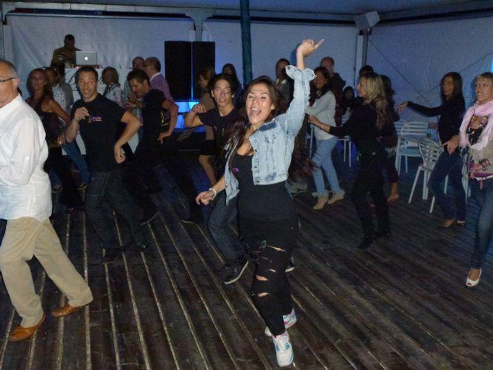 Escuela de Baile Zaragoza fiesta en Las Playas 11
