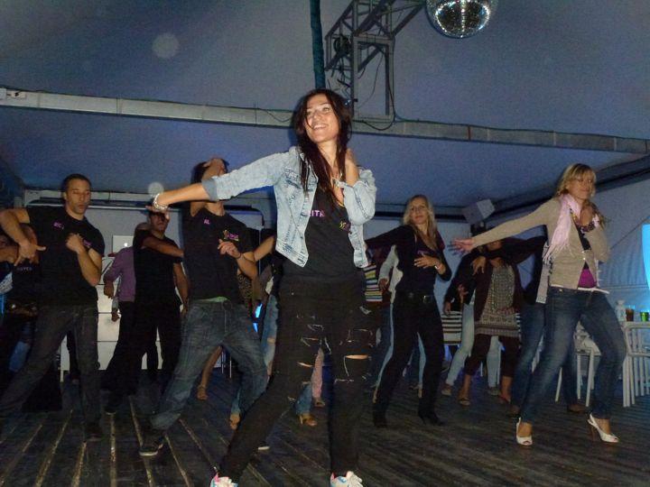 Escuela de Baile Zaragoza fiesta en Las Playas 3