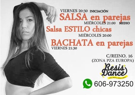 Clases de Salsa y Bachata Zaragoza
